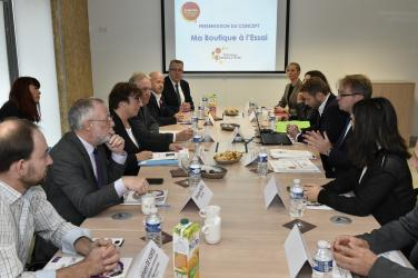 Rapport Sur La Revitalisation Commerciale Des Centres Villes