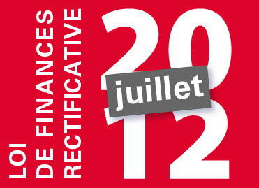 Deuxième projet de loi de finances rectificative pour 2012