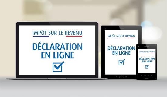Impot Sur Le Revenu Mode D Emploi 2018 Le Portail Des Ministeres