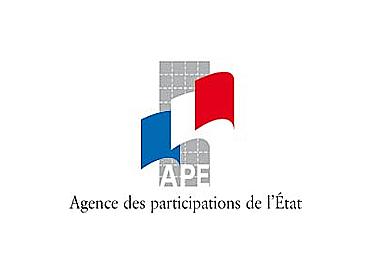 Logo de l'Agence des participations de l'Etat