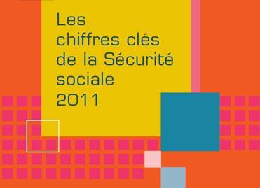 Les chiffres clés de la sécurité sociale pour 2011