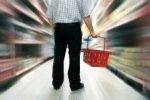 Rayonnages de supermarché