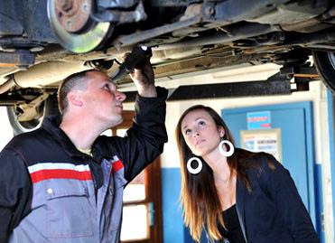 Fiche pratique sur l'expert automobile
