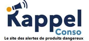 Rappel conso : le site des alertes de produits dangereux