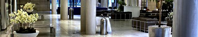 Accueil du centre de conférences PMF, Bercy - crédit photo MEF