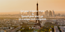 Paris French Tech Ticket