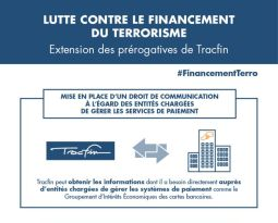 Extension des prérogatives de tracfin