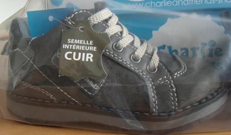 Rappel Marque Chaussures Avis De Dgccrf Enfants Pour Charlie nw08POk