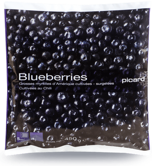 Blueberries PICARD