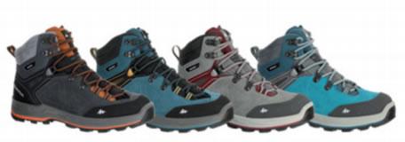 Dgccrf Avis De Rappel De Chaussures De Randonnee Quechua Forclaz