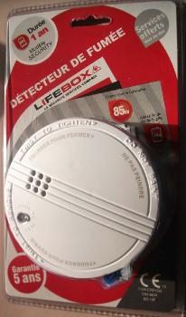 dgccrf avis de rappel d un d tecteur de fum e de marque lifebox le portail des minist res. Black Bedroom Furniture Sets. Home Design Ideas