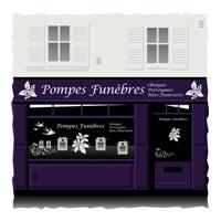 pompe funebre definition