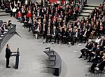 Séance plénière du Bundestag