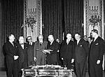 Signature du Traité de Rome
