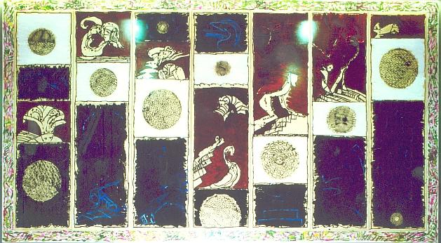 Patrimoine fluctuations de pierre alechinsky le for Alechinsky oeuvres