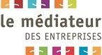 Logo : le médiateur des entreprises