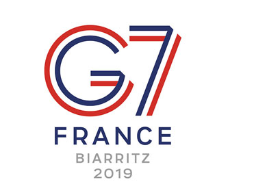 Meeting of G7 Finance Ministers and Central Bank Governors in Chantilly on 17 and 18 July Logo_g7-371