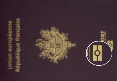 reconnaitre passeport électronique