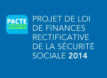 Pr sentation du projet de loi de financement rectificative - Plafond retraite securite sociale 2014 ...