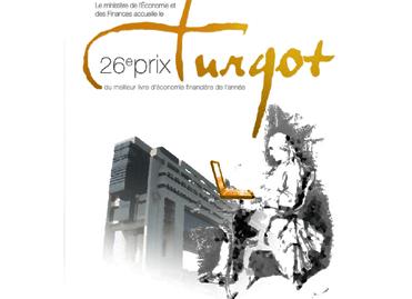 Affiche de la 26è édition du Prix Turgot