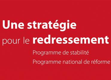 Le programme de stabilité et programme national de réforme