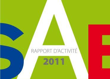 Service des achats de l'Etat : rapport d'activité 2011