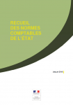 Page couverture du Recueil normes comptables État