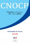 1ère page Programme de travail 2019-2020