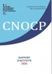 Page couverture rapport activité 2020