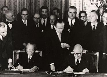 Traité de l'Elysée : chronologie et économie générale | economie ...